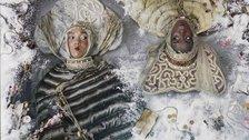 The Royal Ballet & Rambert: Aisha And Abhaya - Aisha and Abhaya ©Uldus Bakhtiozina