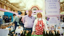 Win a pair of tickets to Country Living Spring Fair