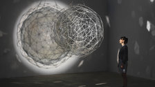 Olafur Eliasson: In Real Life - Stardust particle, 2014. Tate by 2014 Olafur Eliasson