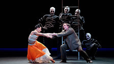 English National Ballet: She Persisted - Tamara Rojo and Irek Mukhamedov in Broken Wings by Laurent Liotardo