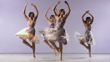 Richard Alston Dance Company, Brahms Hungarian by Chris Nash