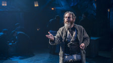 Fiddler On The Roof - Andy Nyman (Tevye) - photo by Johan Persson