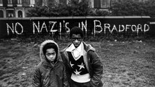 Don McCullin - Local Boys in Bradford 1972