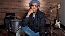 Nile Rodgers & Chic play at Hampton Court Palace Festival