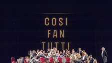 The Royal Opera: Cosi Fan Tutte by 2016 ROH / Stephen Cummiskey