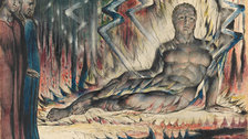 William Blake by National Gallery of Victoria, Melbourne