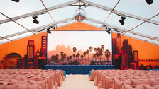 Backyard Cinema: L.A. Nights