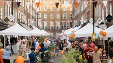 Portman Marylebone Summer Street Party