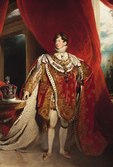 George IV: Art & Spectacle - George IV, 1821, Sir Thomas Lawrence, photo: Royal Collection Trust © Her Majesty Queen Elizabeth II 2018