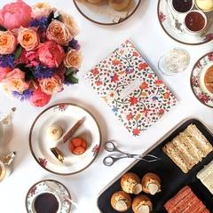 The Langham Afternoon Tea - SeasonaliTea