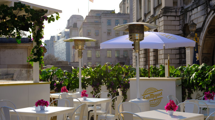 Somerset House Terrace