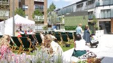 Wimbledon at Halkin Arcade