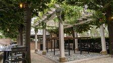 Gin Mare Mediterranean Garden, Iberica Canary Wharf, summer 2019