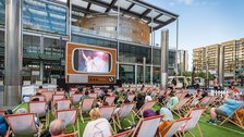 Wembley Park: Summer on Screen