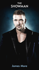 James More appears in The Illusionists