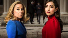 Zoe Wanamaker and Zrinka Cvitesic star in Two Ladies