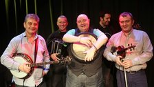 Four Men and A Dog play at St Patrick's Day: Irish Cultural Centre