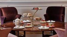 Afternoon Tea at Cadogan's by Adam Handling - Photo credit Tim Green