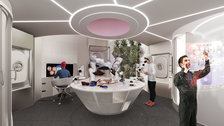 Moving to Mars - Mars Habitat by Foster and Partners