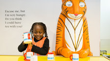 The Tiger Who Came To Tea and The Adventures Of Mog The Forgetful Cat by Sorcha Bridge