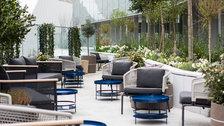 Art Yard Bar & Kitchen terrace