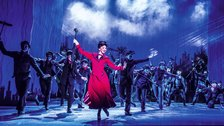 Mary Poppins by Johan Persson