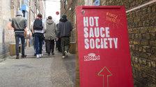 Hot Sauce Society Christmas Market