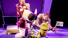 Oi Frog & Friends! by Pamela Raith Photography