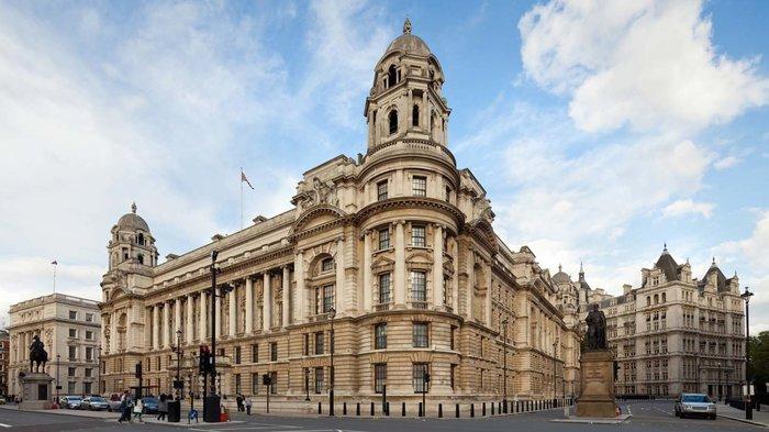 Raffles Hotel London opens in 2020