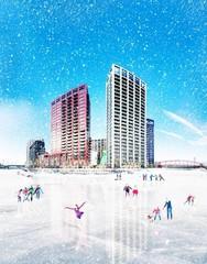 City Island Ice Rink