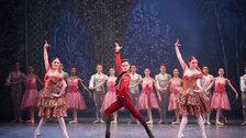 English National Ballet: Nutcracker - English National Ballet's Nutcracker © Laurent Liotardo