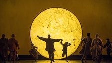 Royal Opera: The Magic Flute by Tristram Kenton