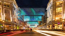 Oxford Street Christmas Lights 2019