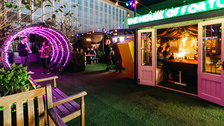 John Lewis Rooftop: The Winter Carnival