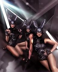 What's The Tea x Globe Girls Halloween Edition at W London