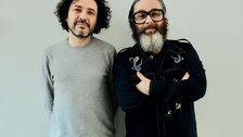 Andy Nyman and Jeremy Dyson: Ghost Stories