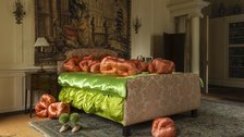 Frith Kerr, Please Sit at Fenton House, curated by Gitta Gschwendtner by Oskar Proctor