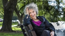 In conversation with Margaret Atwood by Liam Sharp