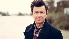 Rick Astley plays at Hampton Court Palace Festival