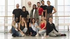 Richard Alston Dance Company: Final Edition by Chris Nash