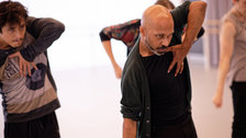English National Ballet - Creature by Akram Khan by Laurent Liotardo