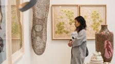 International Art Fair for Modern Craft & Design: Collect 2020 by Sophie Mutevelian