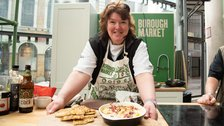 Paula McIntyre will be at the St Patrick's Day Celebrations at Borough Market