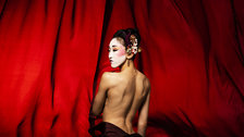 Northern Ballet: Geisha - Minju Kang in Geisha. Photo Guy Farrow