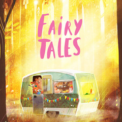 Fairy Tales by Illustration by David Litchfield