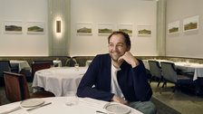 Daniel Humm at Davies and Brook