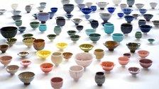 Yuta Segawa is at Ceramic Art London