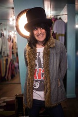Noel Fielding is guest artist at The Other Art Fair