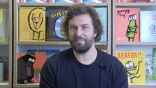 BookTrust: Storybooks and Games - Ed Vere, BookTrust's Illustrator in Residence