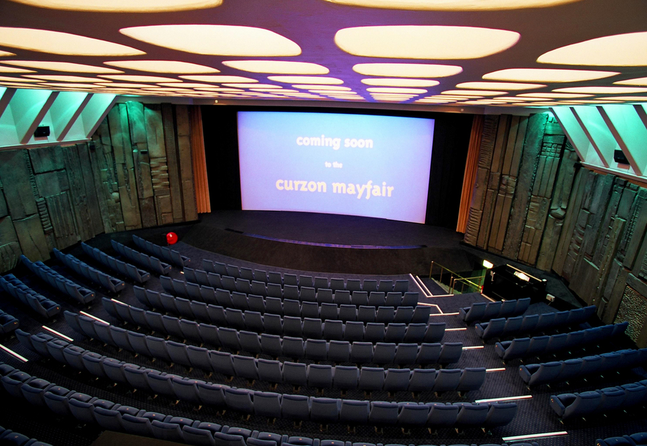 super popular 3d00b 321f5 Best Luxury Cinemas in London   Top London Venues   LondonTown.com